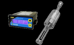prozess-viskosimeter und Viskosität transmitter